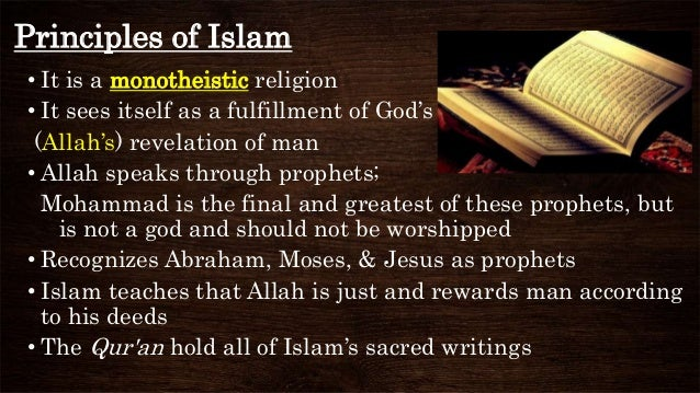 an examination of mohammad as the just prophet Secret £14million bible in which 'jesus predicts coming of prophet  then it is no more predicting the prophet mohammad  islam is just that, a lie.