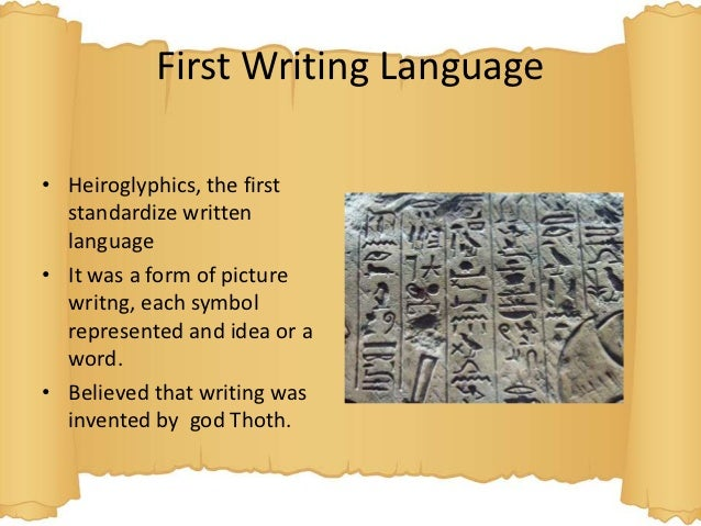 origin of communication