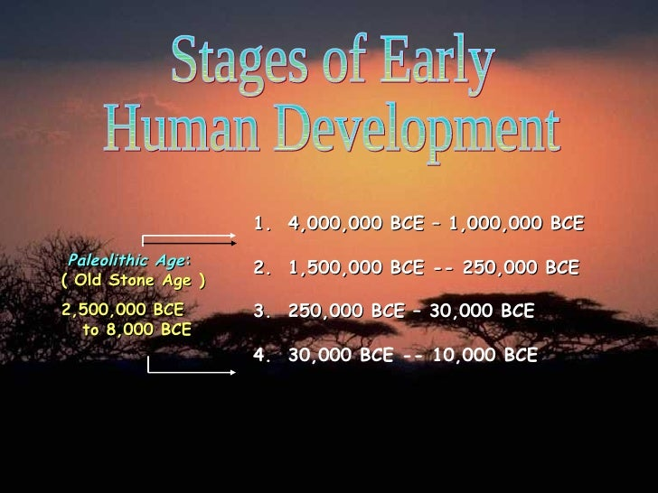 hominids human and continuously progressive development The oldest hominids: the study of the historical reconstruction of the appearance and development of human beings on earth progressive flint working as.