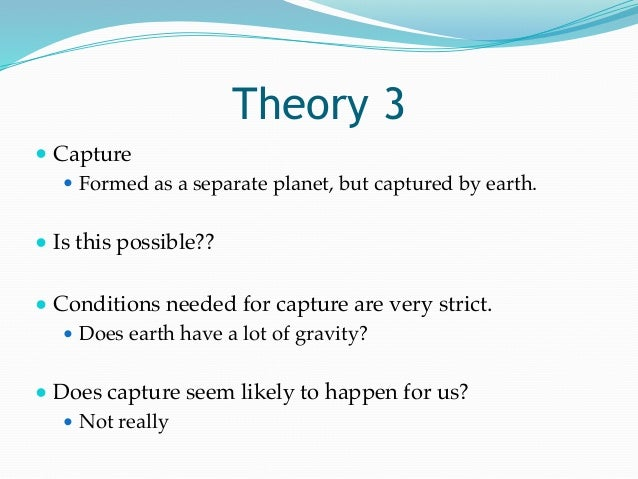 The 6 Best Theories Scientists Have For How The Moon Formed