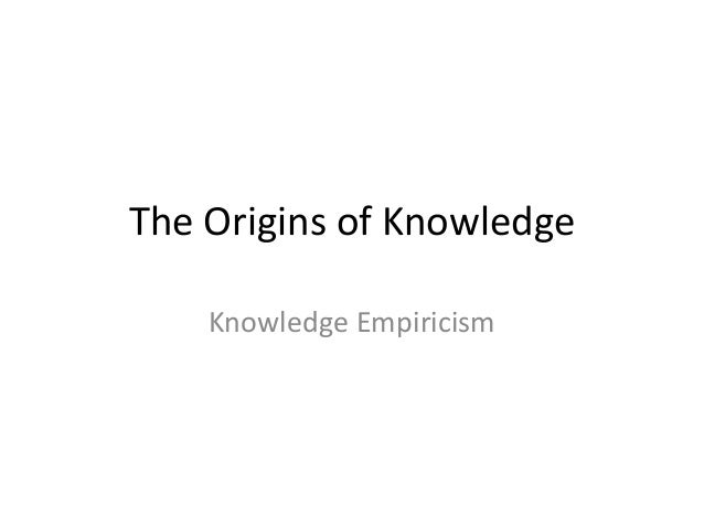 innate knowledge thesis rationalism Download thesis statement on rationalism vs empiricism in our database or order an original thesis paper that  for rationalist, the knowledge is innate and.