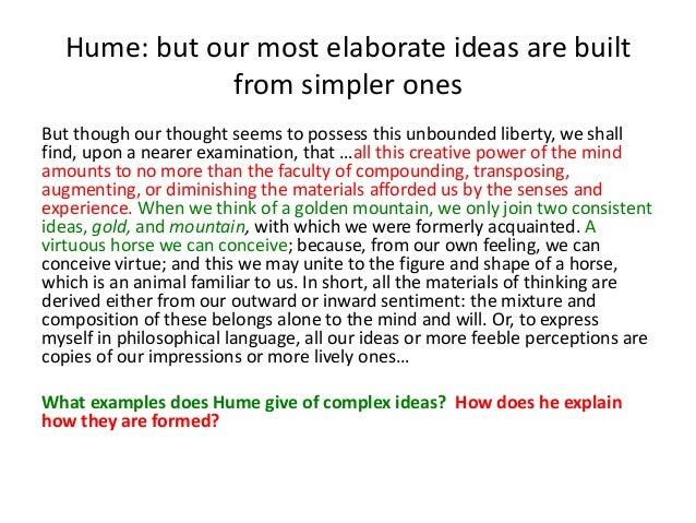 strengths of empiricism