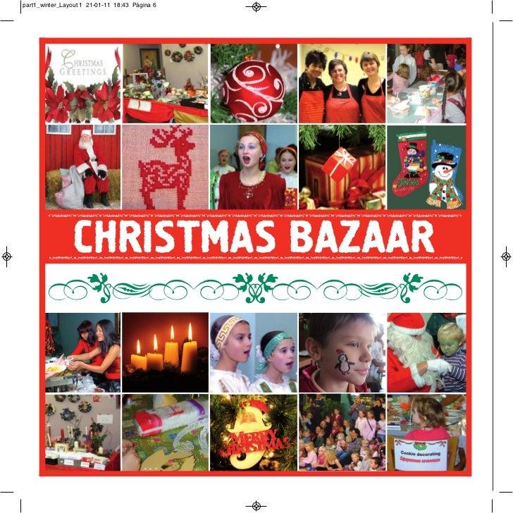 part1_winter_Layout 1 21-01-11 18:43 Página 6                 CHRISTMAS BAZAAR            ...
