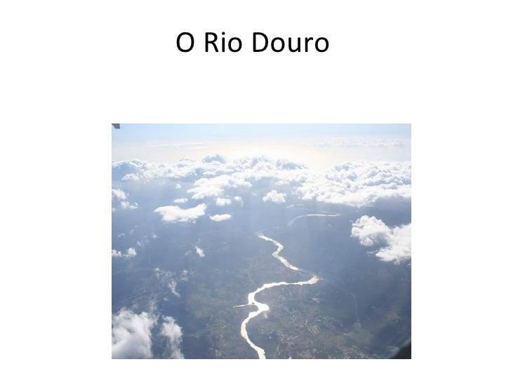 O Rio Douro