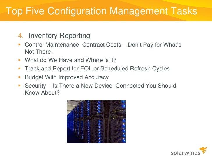 Best Configuration Management Certification