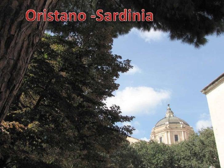 Oristano -Sardinia<br />