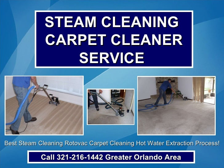 steam cleaning carpet cleaner service call greater orlando area best steam