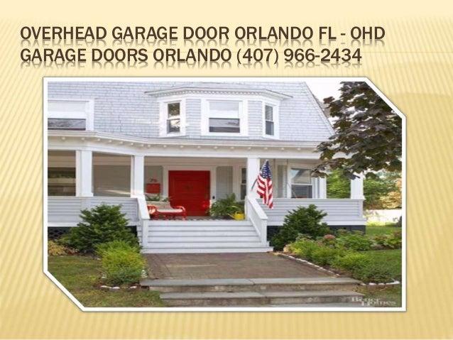 Garage Doors Orlando Fl