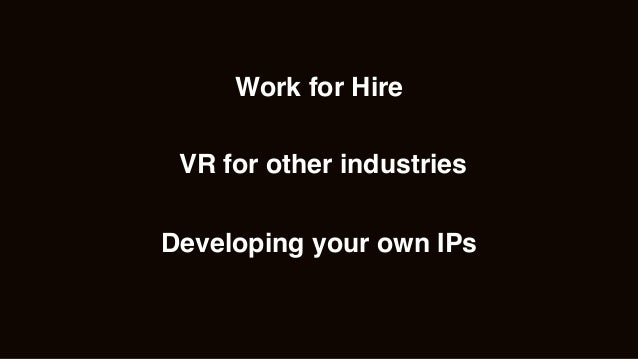 How to survive the early days of VR as an Indie Studio
