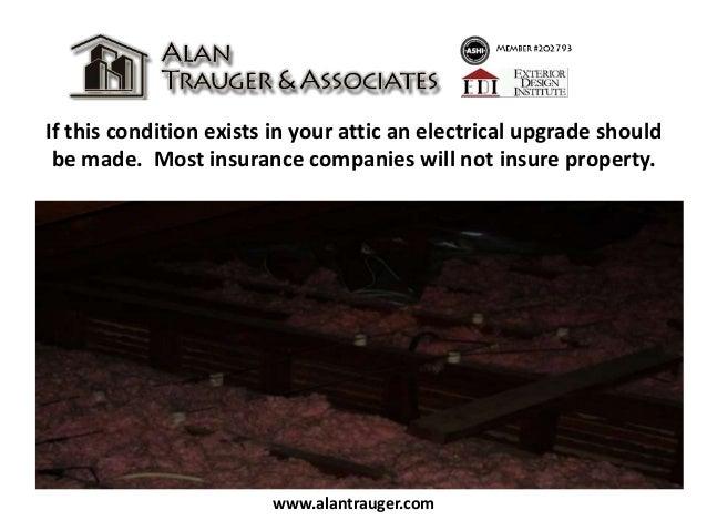 Orlando Home Inspection Explains Knob Amp Tube Electric Wiring
