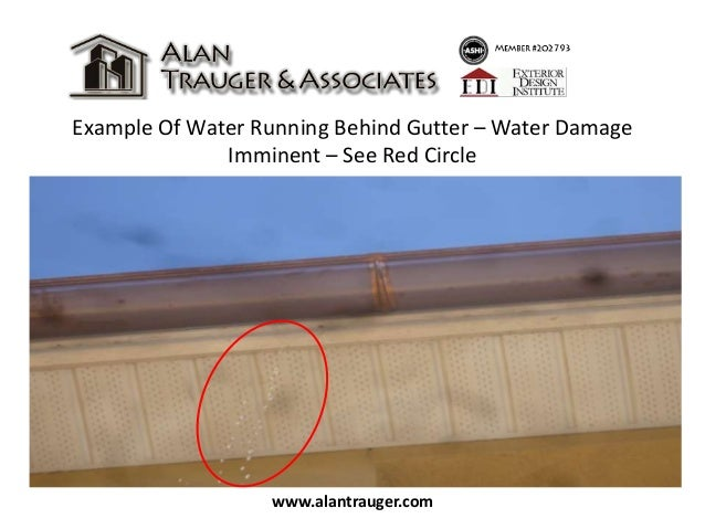 Orlando Home Inspection Reveals The Importance Of Gutters
