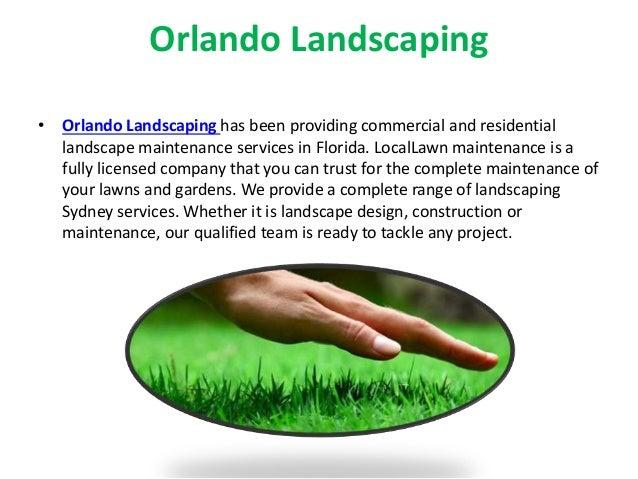 Orlando Landscaping