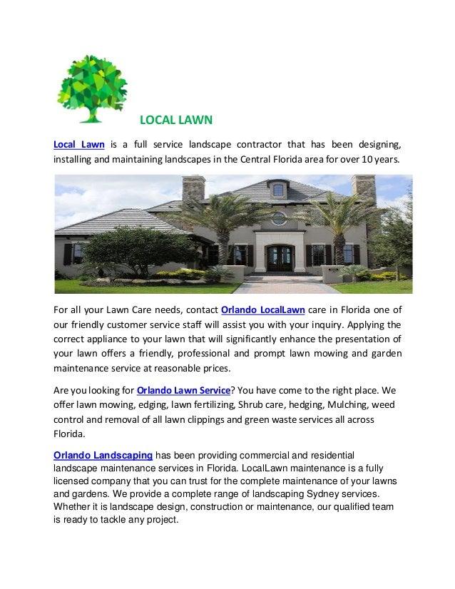 Orlando Lawn Care