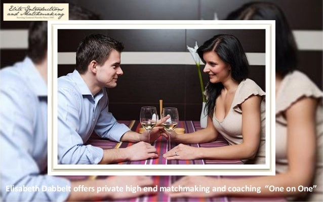 Executive dating service