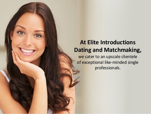 Dating site professional singles