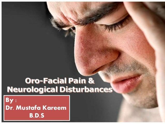 Facial pain doctors