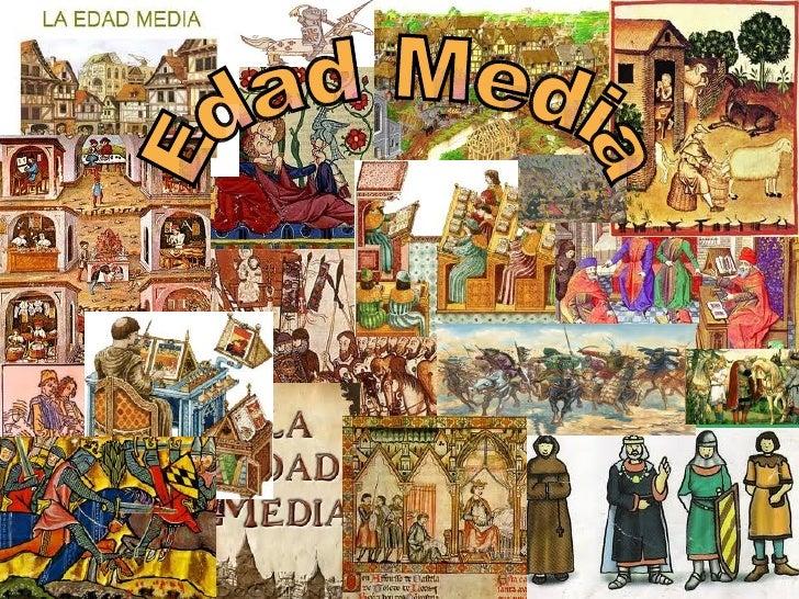 Índice•   Pg. 1 – Definición (Edad Media).•   Pg. 2 – Sociedad Medieval.•   Pg. 3 – Baja Edad Media ( Sociedad).•   Pg. 4 ...