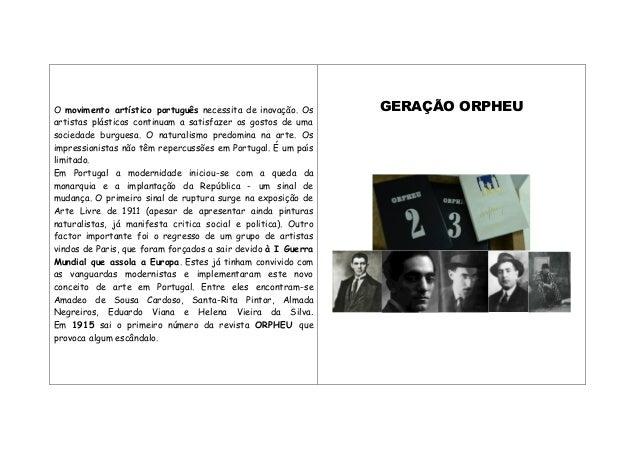 O movimento artístico português necessita de inovação. Os artistas plásticos continuam a satisfazer os gostos de uma socie...
