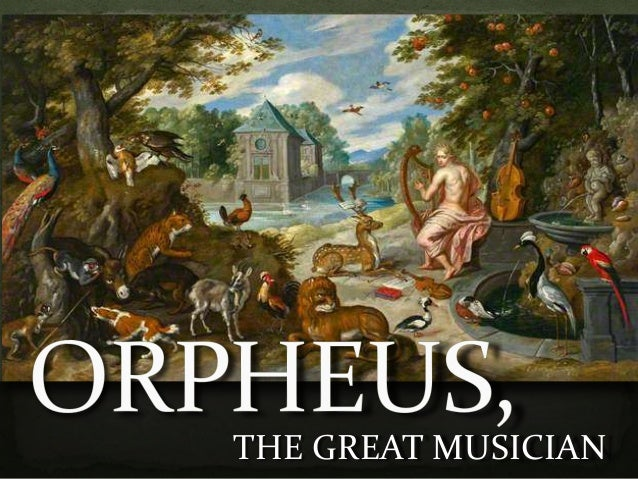 THE GREAT MUSICIAN