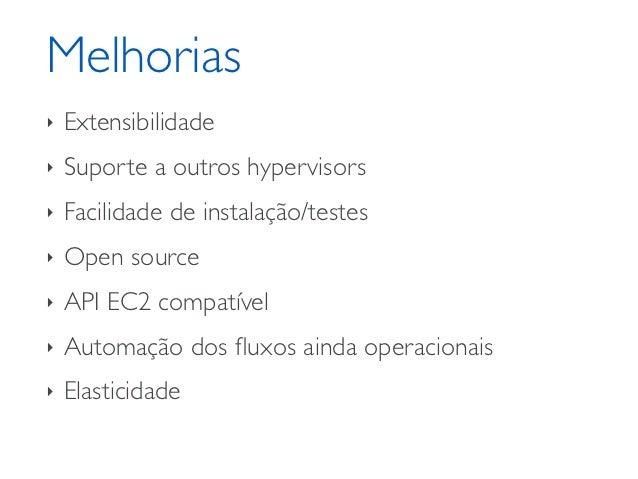 Gerenciando a cloud na Globo.com