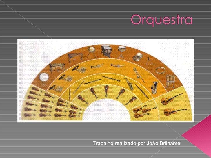 Trabalho realizado por João Brilhante