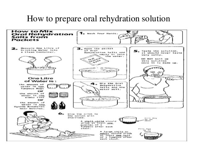 How To Make Ors Solution At Home