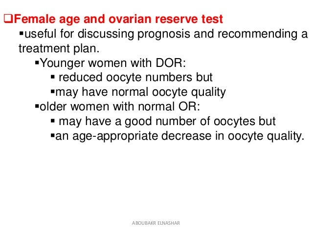 Does clomid help poor ovarian reserve