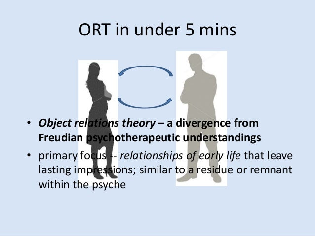 the theory of object relations Object relations theory definition at dictionarycom, a free online dictionary with pronunciation, synonyms and translation look it up now.