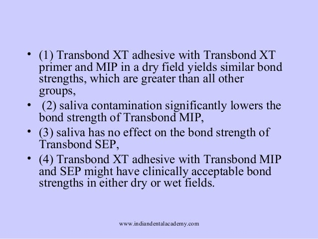 transbond plus self etching primer instructions