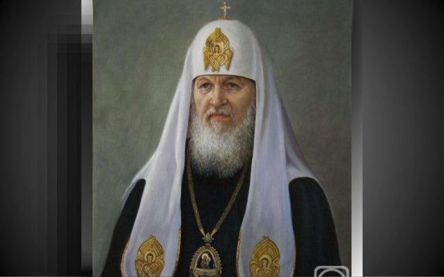 Orthodox Christians portraits