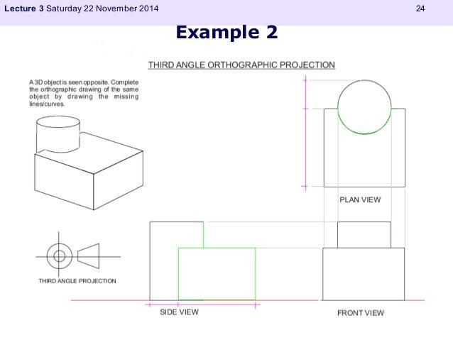 Lecture 3 Saturday 22 November 2014 24  Example 2