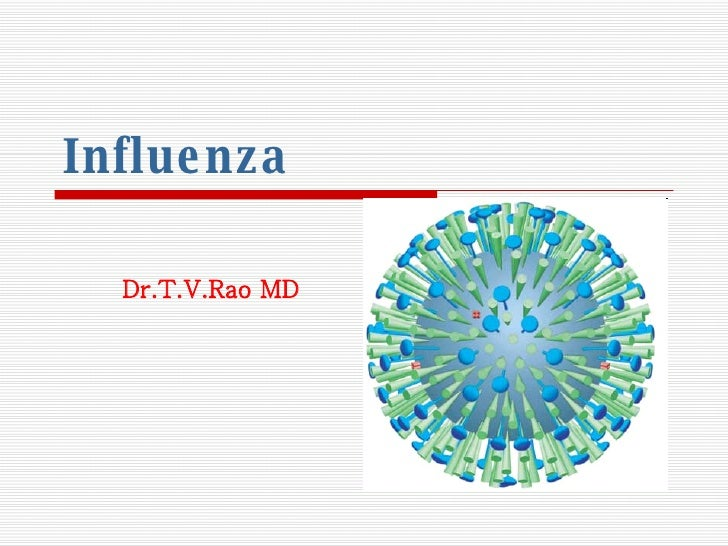 an introduction to the virus of influenza Introduction to the viruses in 1898, friedrich loeffler and paul frosch found evidence that the cause of foot-and-mouth disease in livestock was an infectious.