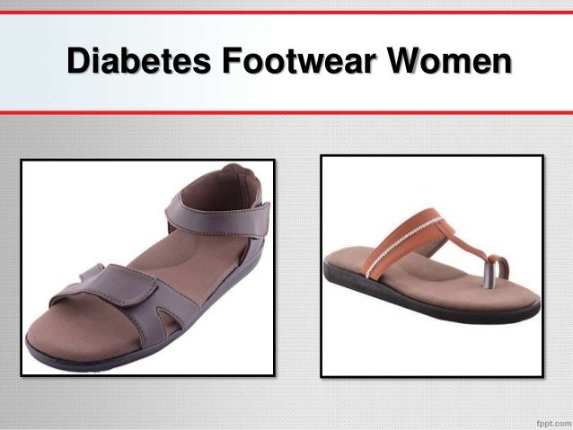 Orthopedic And Diabetic Footwear For Women Diabetic Ortho Footwear