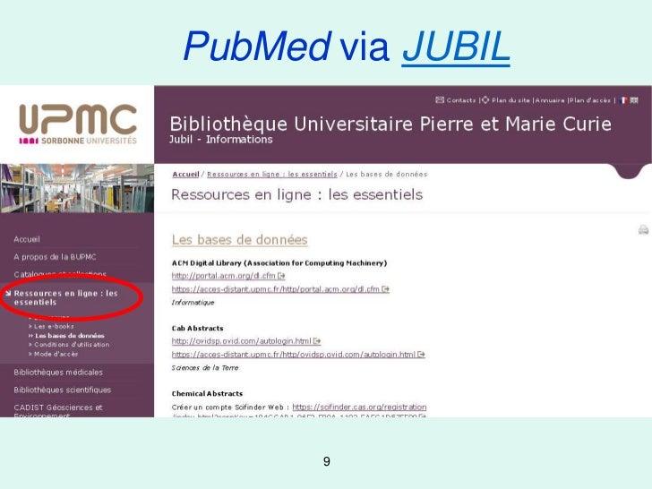 PubMed via JUBIL      9