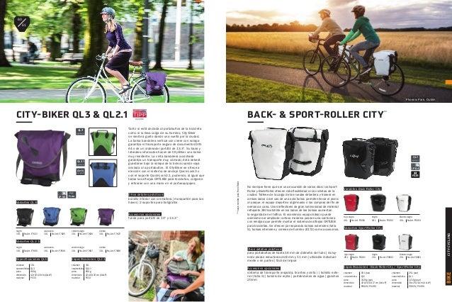 //Pack bolsillos set negro impermeable con elementos reflex Bicicleta-portabultos