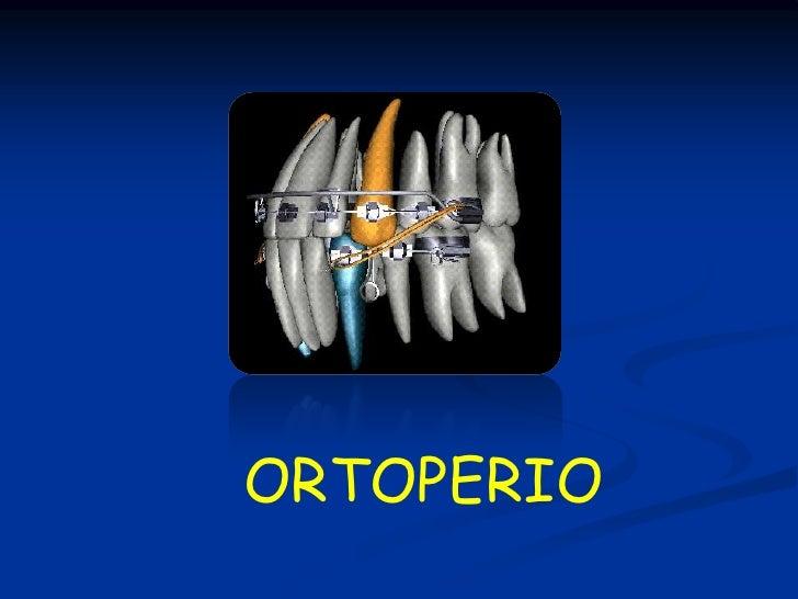 Ortoperio