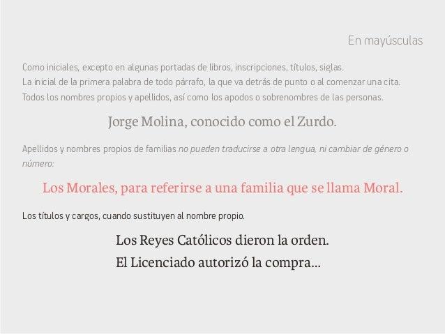 En mayúsculas Jorge Molina, conocido como el Zurdo. Los Reyes Católicos dieron la orden. El Licenciado autorizó la compra…...