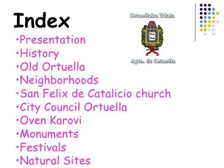 Ortuella! Slide 2