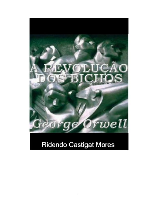 Orwell, george   a revoluçao dos bichos-1 Slide 1