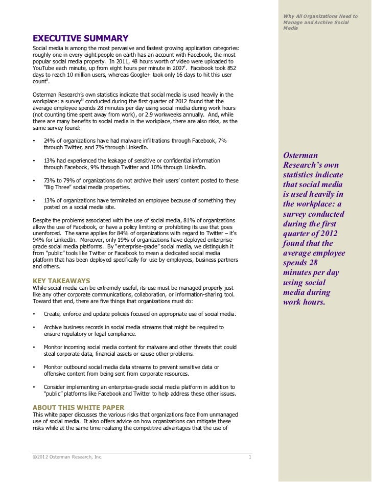 osterman white paper An osterman research white paper  security and data protection programs spon r on sponsored by ©2017 osterman research, inc 1 gdpr compliance and its.