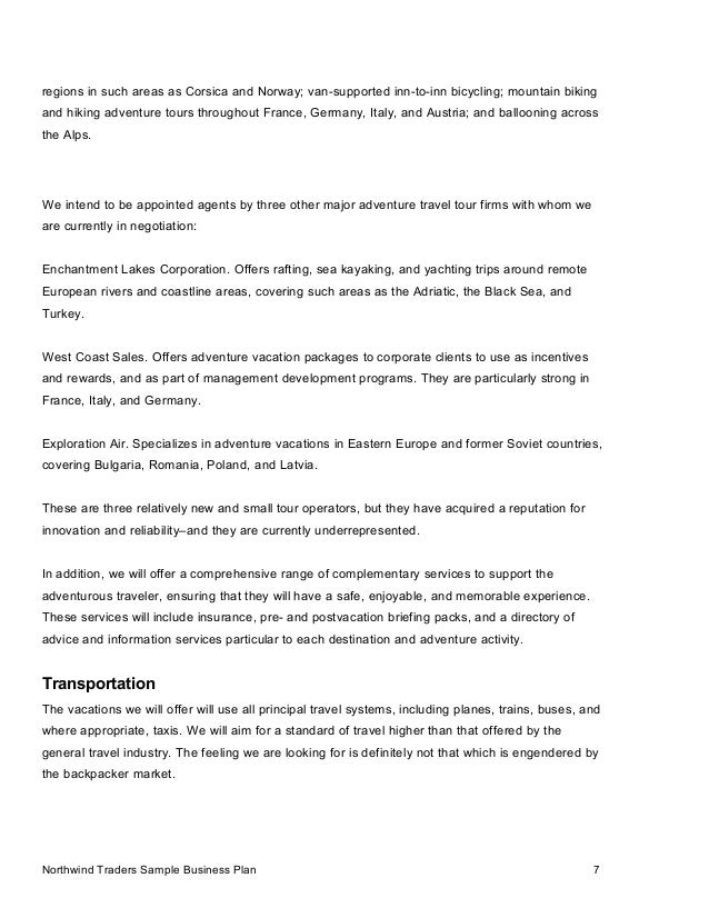 tourism and tour operator essay How to develop a tourism business tourists are people who travel outside of their home-base environments in order to spend time visiting a different environment in either a business or leisure capacity both vacationers and those on.