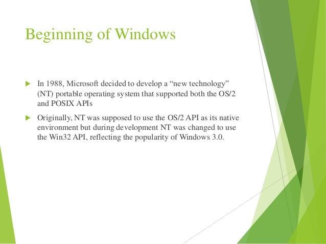 Chapter 21 – Case Study: Windows XP - Virginia Tech