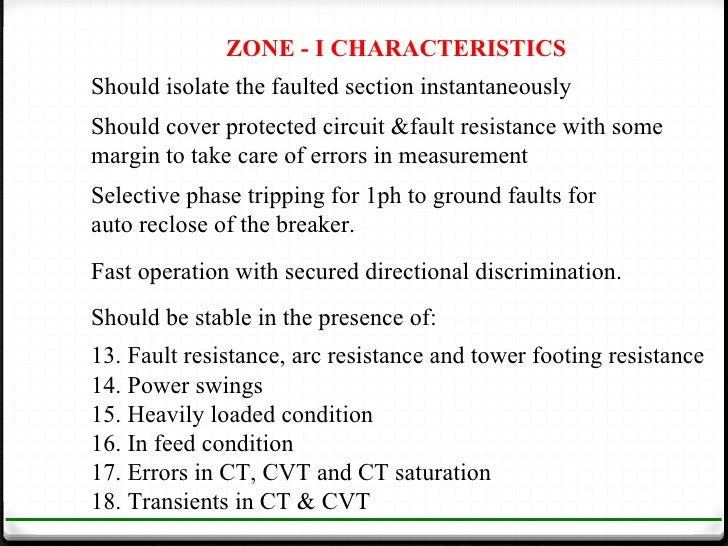 protection of transmission lines[distance relay protection