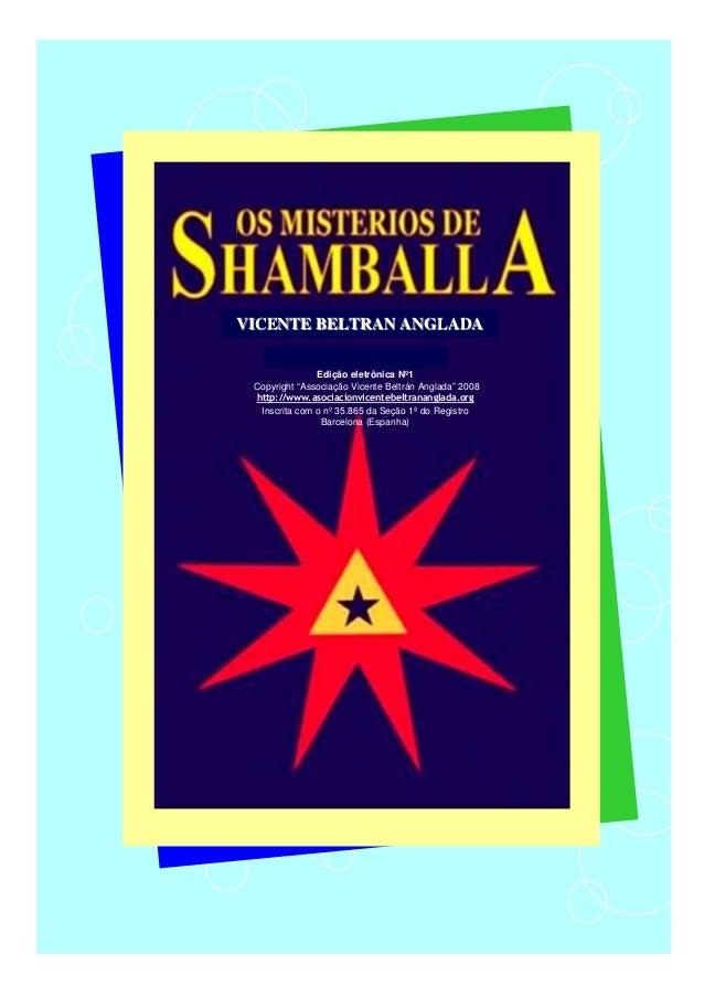 Los Misterios de Shamballa                                                                               Os Misterios de S...