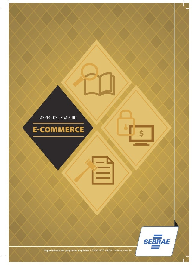ASPECTOS LEGAIS DO  ECOMMERCE