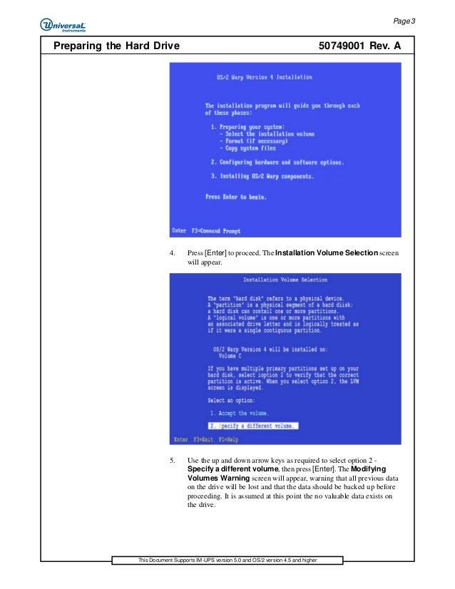 OS 2 Warp 4 0 CD ROM