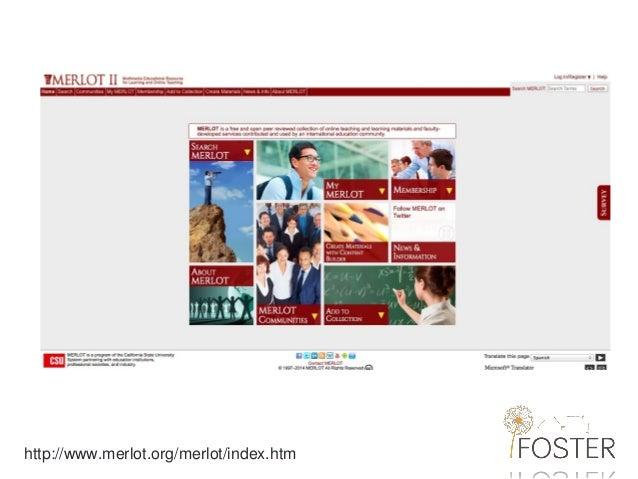 http://www.merlot.org/merlot/index.htm