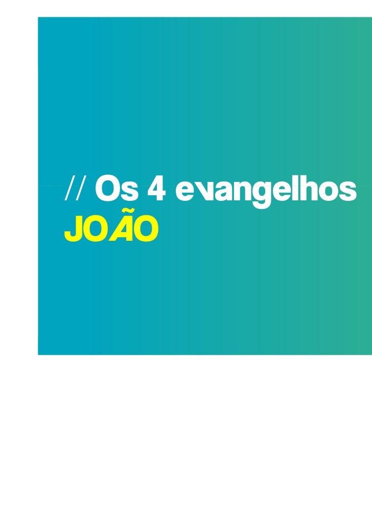 POR QUE RAZÃO REAL,NÃO TRAGO MAIS // Os 4 evangelhosPESSOAS PARA A JOÃOIGREJA?