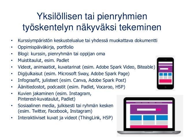 Monivaiheiset tehtävät verkossa hyviä Martti Hellström: pedagogiikkaa.blogspot.com/2020/03/etaopetuksen-kayttoteoriaa-koht...
