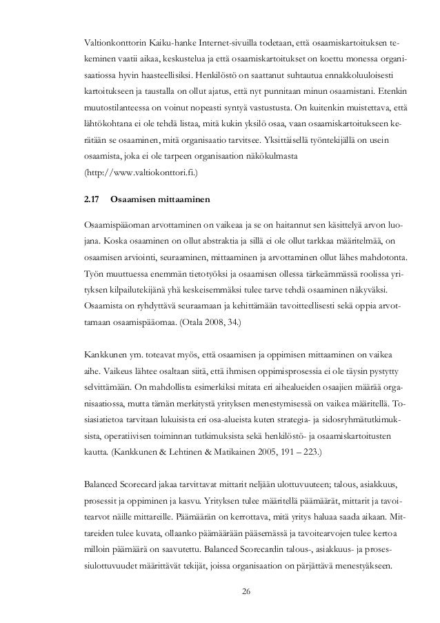 Osaamisen kehittäminen tietohallinnossa sinikka ahokas 0cef2fa8e4